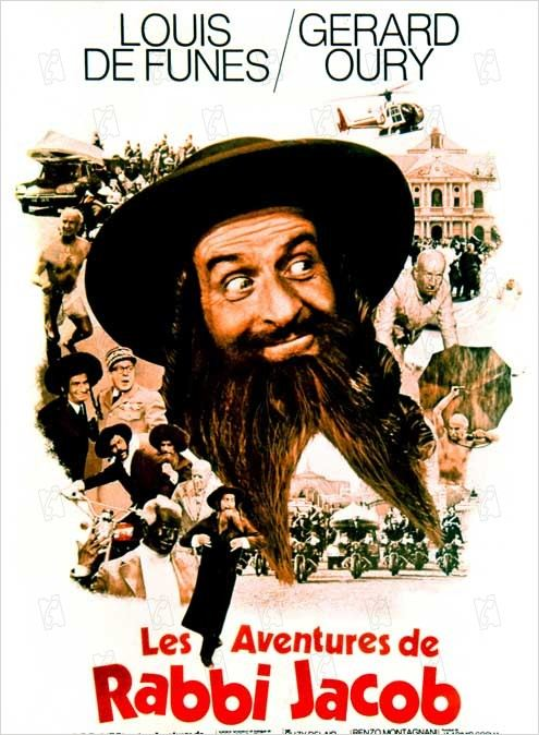 Les Aventures De Rabbi Jacob (1973) [FRENCH] [DVDRiP] [MULTI]