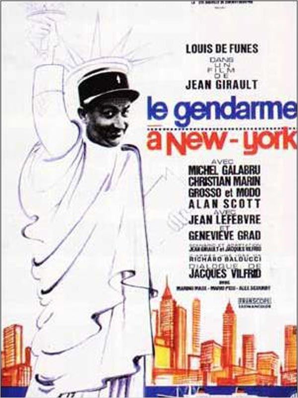 [Multi] Le Gendarme  New York [FRENCH][BDRIP][AC3]