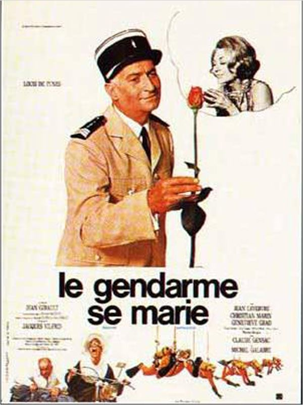 Le Gendarme se marie 1968 FRENCH [BluRay 1080p] [UL]