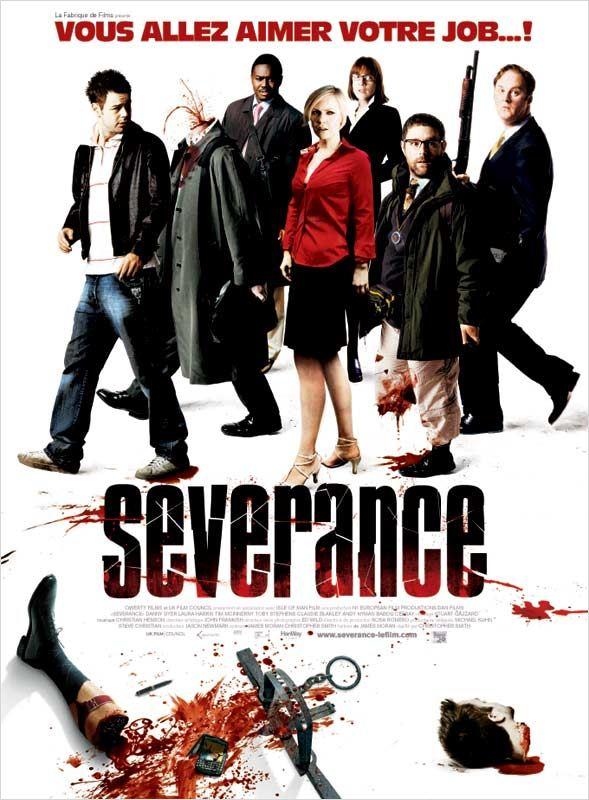 Severance | DVDRiP | MULTI |  PROPER | FRENCH