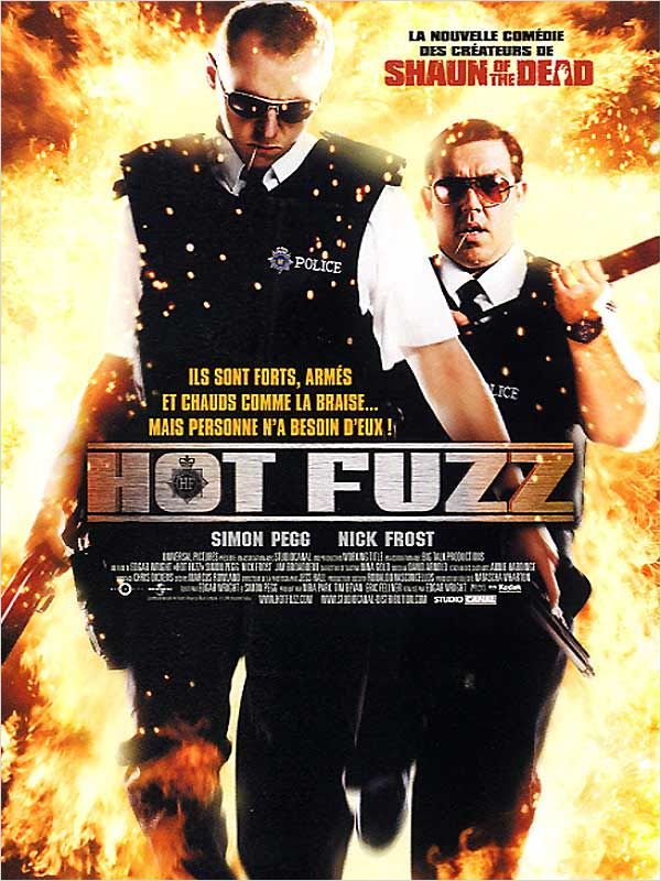 Hot Fuzz [DVDRiP l FRENCH][DF]