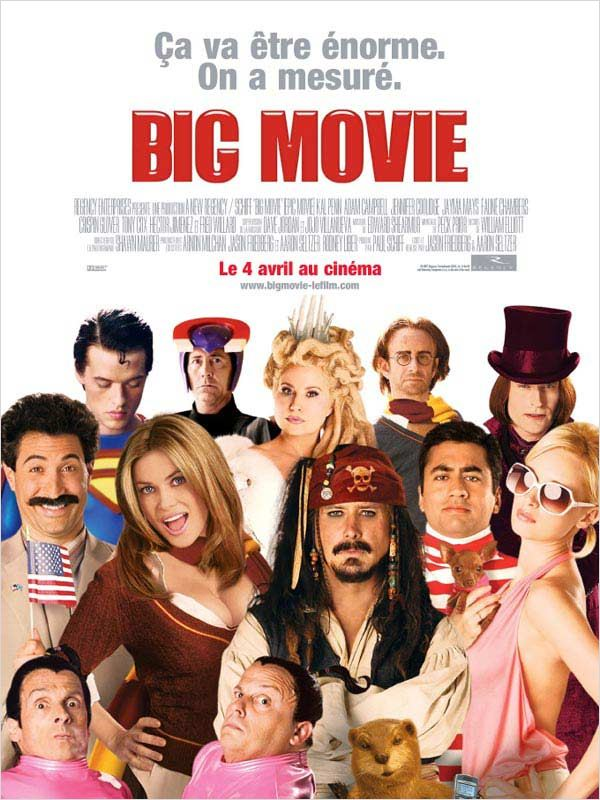 Big Movie | DVDRiP | MULTI | FRENCH
