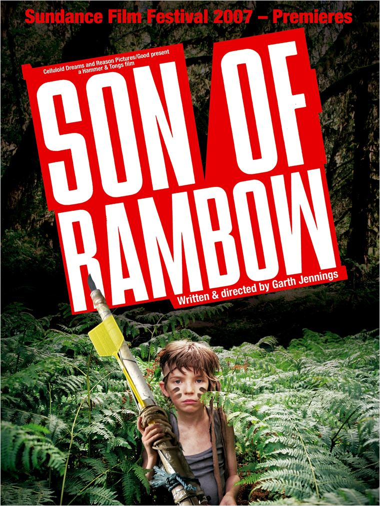 Le Fils de Rambow [DVDRiP l FRENCH][DF]