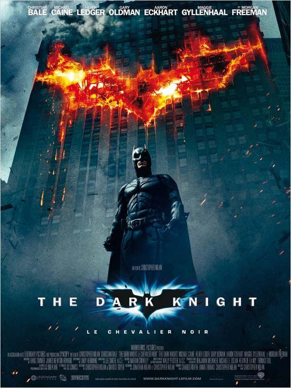 The Dark Knight, Le Chevalier Noir ddl