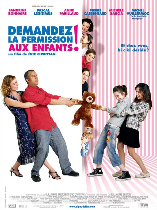 Demandez la permission aux enfants ! | DVDRiP | MULTI | FRENCH