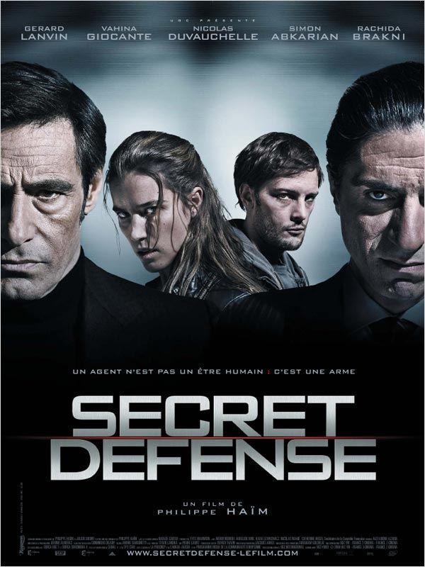 Secret Défense | DVDRiP | MULTI | FRENCH