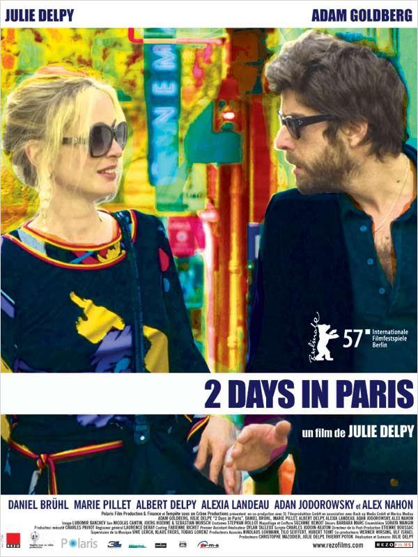 2 Days in Paris | DVDRiP | MULTI | VOSTFR