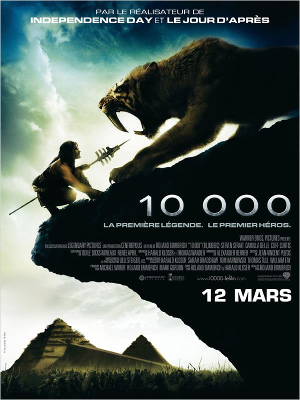 10 000 BC [TRUEFRENCH] [DVDRIP] [UL-DF]