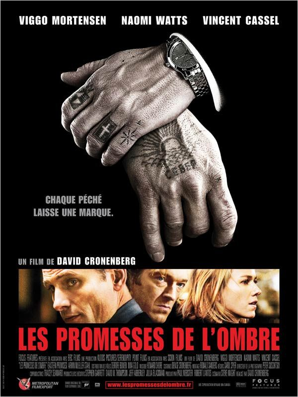 Les Promesses de l'ombre | DVDRiP | MULTI | FRENCH