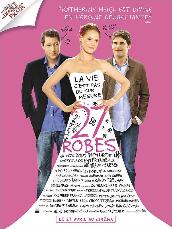 [MULTI] 27 robes (2008) FRENCH BDRIP AC3