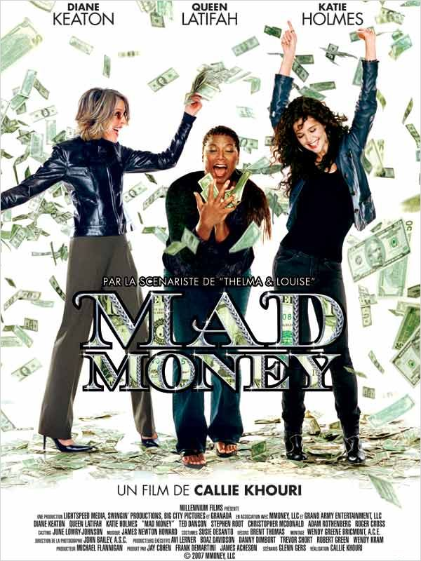 Mad Money [DVDRiP]