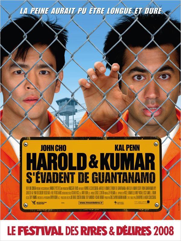 Harold et Kumar s'évadent de Guantanamo [DVDRiP l FRENCH][DF]