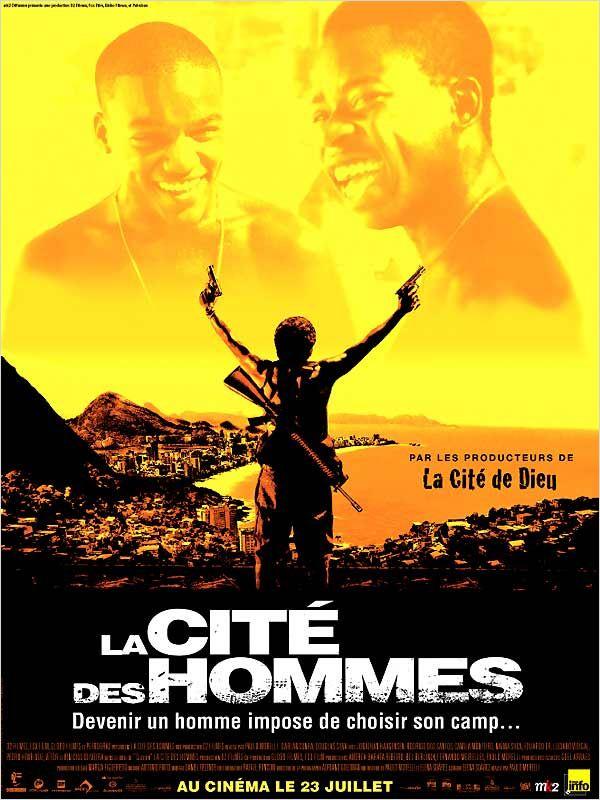 [DF] La Cité des hommes [DVDRiP]