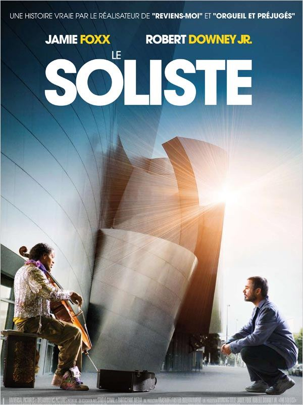 Le Soliste | TRUEFRENCH MP4 | DVDRiP | MULTI