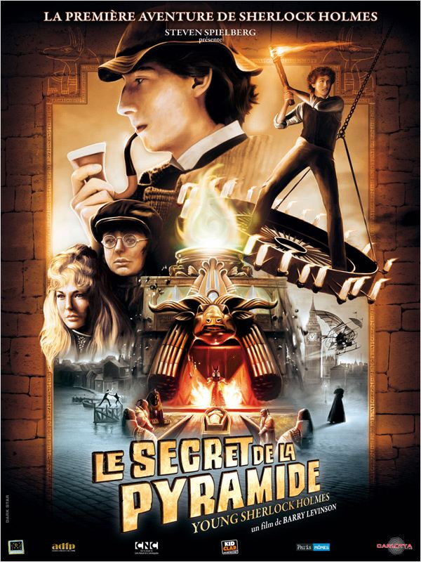 Le Secret de la pyramide  FRENCH DVDRIP [TB]