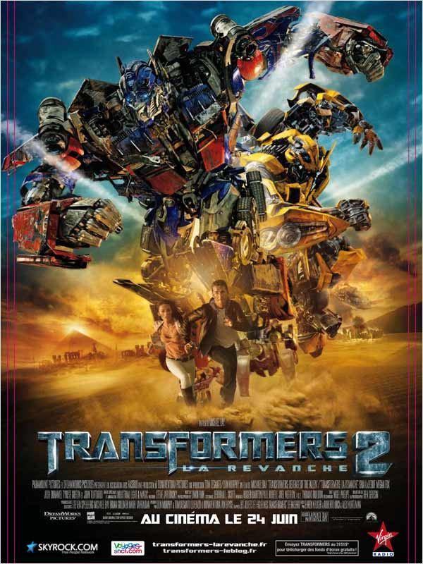 Transformers 2: la Revanche ddl