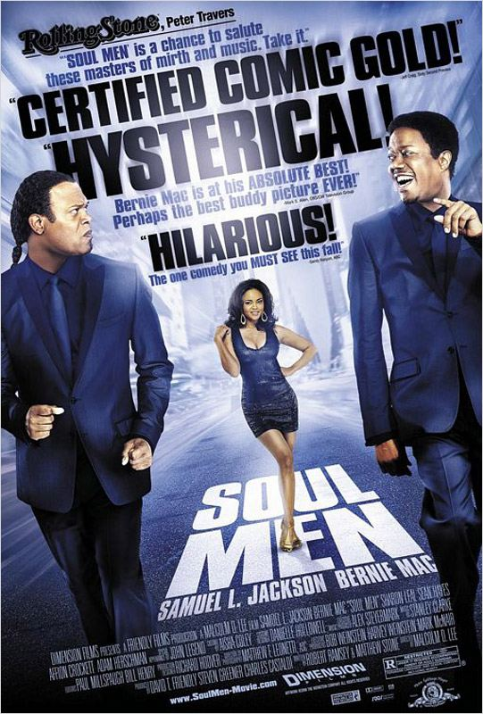 Soul Men [DVDRiP l FRENCH][DF]