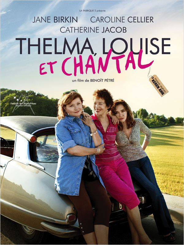 Thelma, Louise et Chantal | DVDRiP | MULTI | FRENCH
