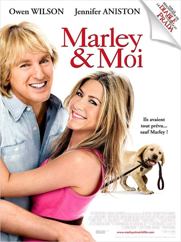 Marley & moi | DVDRiP | MULTI | FRENCH