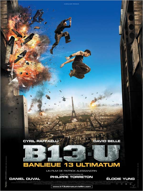 [MULTI] Banlieue 13 - Ultimatum [DVDRiP]