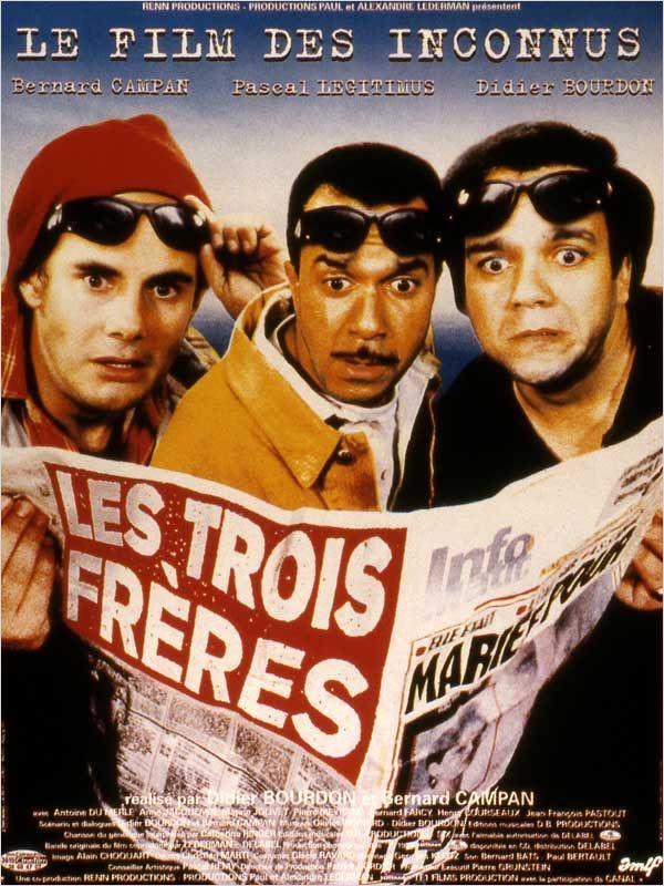 Les trois freres [DVDRIP FR]