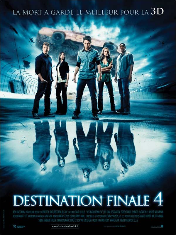 Destination finale 4 Megaupload