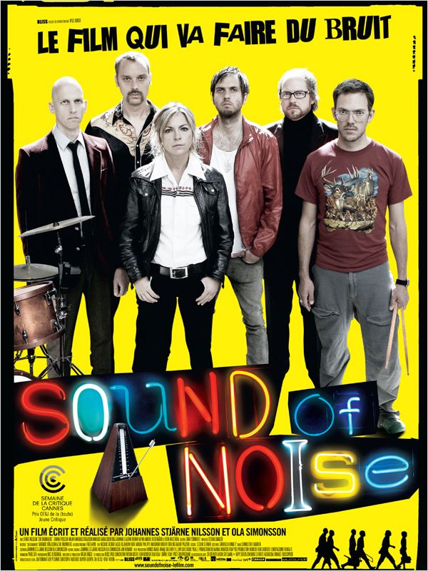Sound Of Noise [FRENCH] [DVDRIP] [MULTI]