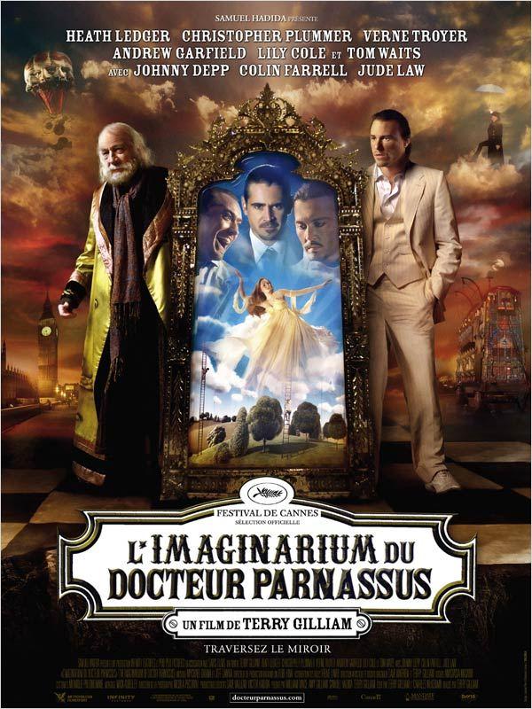 [RG] L'Imaginarium du Docteur Parnassus [FRENCH][DVDRIP]