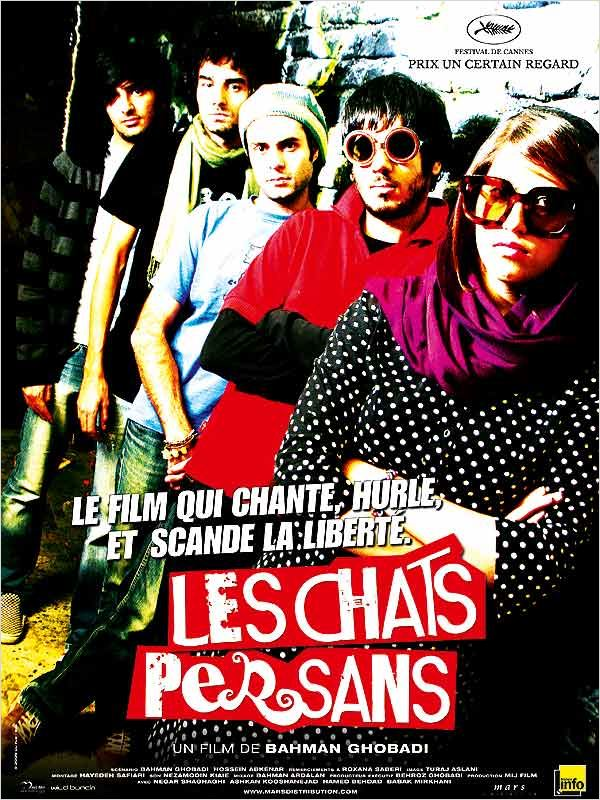 [MULTI] Les Chats persans [FRENCH] [DVDRiP]