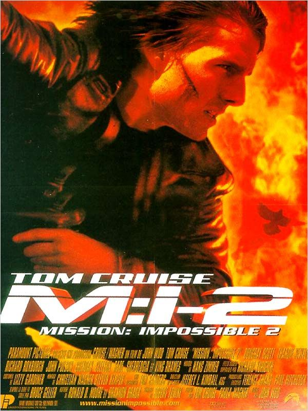 [MULTI] Mission: Impossible II [BDRiP l FRENCH]