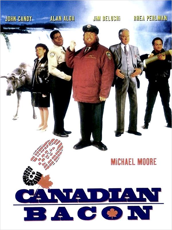 [MULTI] Canadian Bacon [DVDRiP]