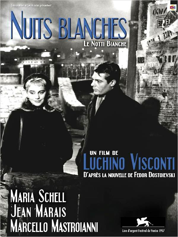 [MULTI] Les Nuits blanches (1957) [VOSTFR] [DVDRiP]