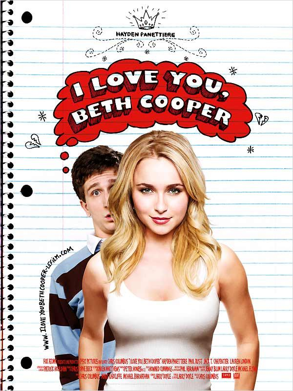 [UPD] I Love You, Beth Cooper [TRUEFRENCH][DVDRiP]