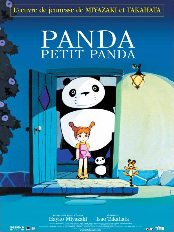 Panda Petit Panda [MULTI]