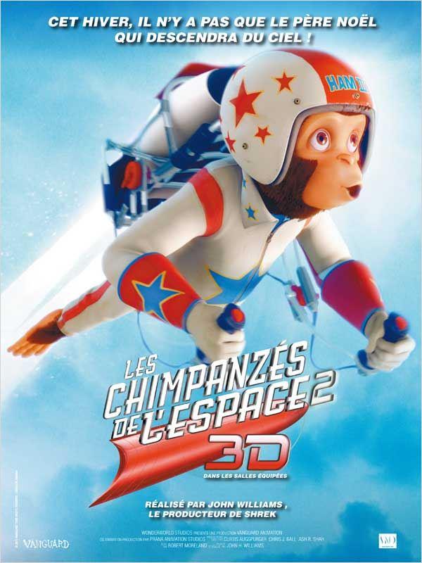 Les Chimpanzés de l'Espace 2 Megaupload