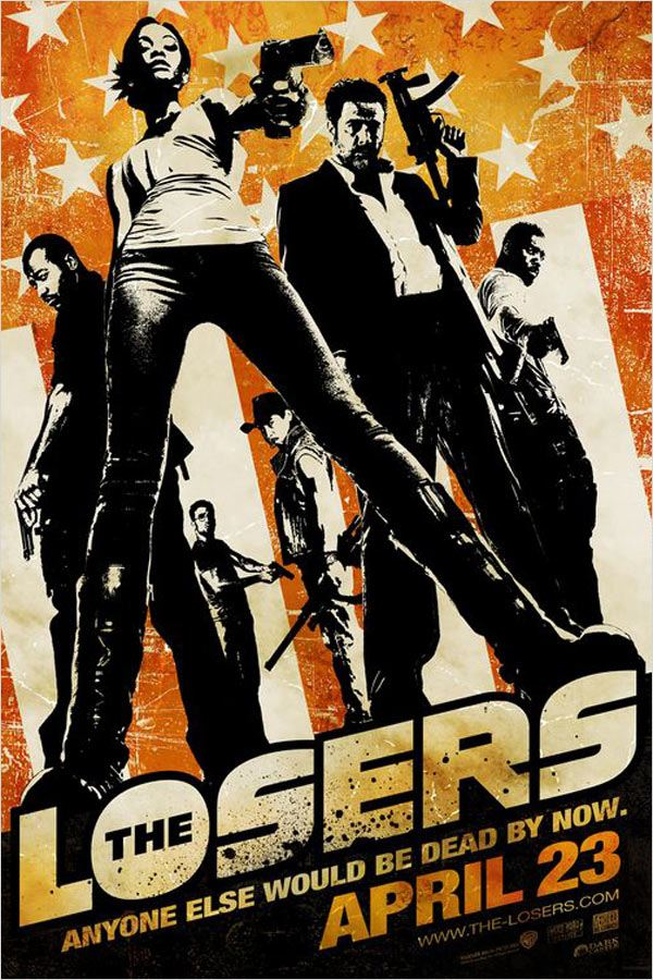 The Losers | DVDRiP | MULTI | FRENCH