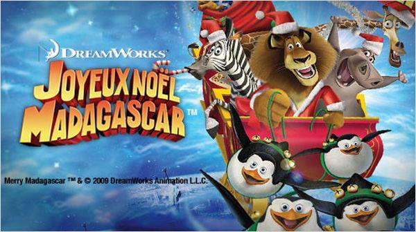 [DF] Joyeux Noël Madagascar [DVDRiP]