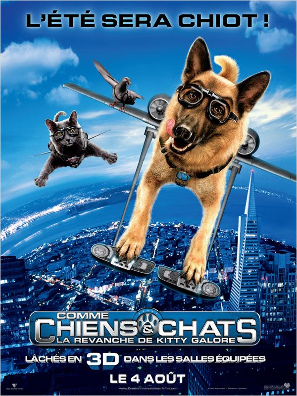 Comme chiens et chats - La Revanche de Kitty Galore | DVDRiP | MULTI | FRENCH