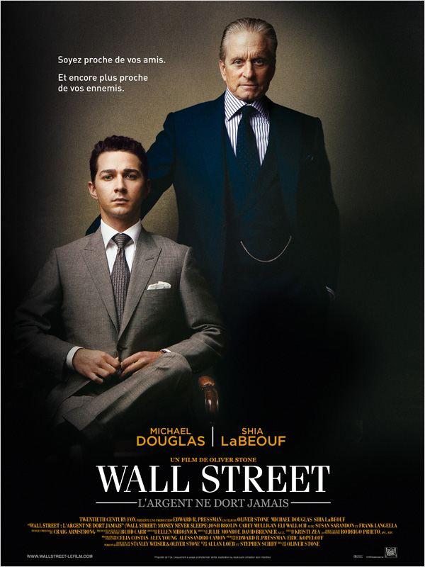 [DF] Wall Street : l'argent ne dort jamais [DVDRiP]