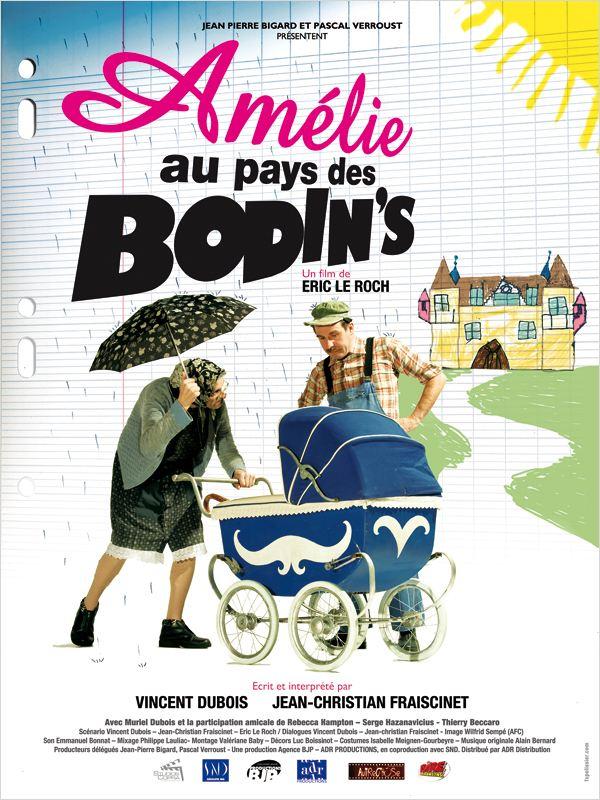 [DF] Amélie au pays des Bodin's [DVDRiP]
