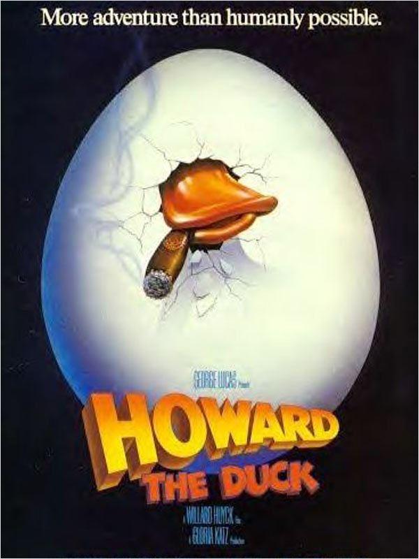 Howard ... Une nouvelle race de héros  [DVDRiP l FRENCH][DF]