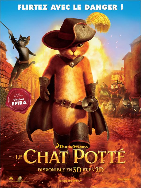 Le Chat Potté [DVDSCR] [FRENCH] [FS-US] [EXCLUE]