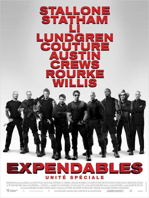 Expendables : unité spéciale [FRENCH DVDRiP]