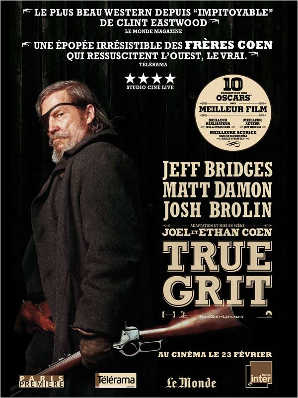 True Grit | DVDRiP | MULTI | TRUEFRENCH