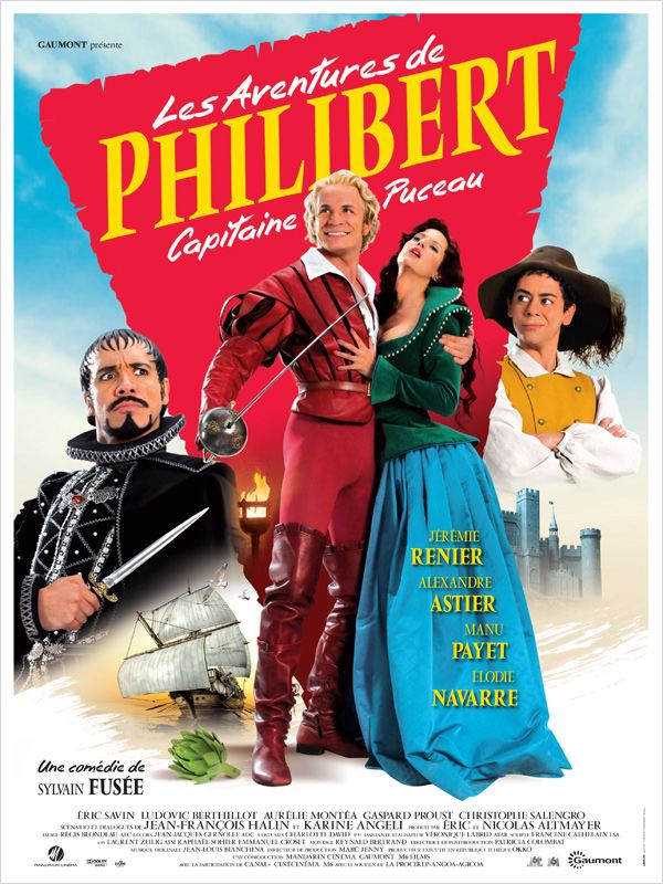 [RG] Les Aventures de Philibert, capitaine puceau [FRENCH][BDRIP]
