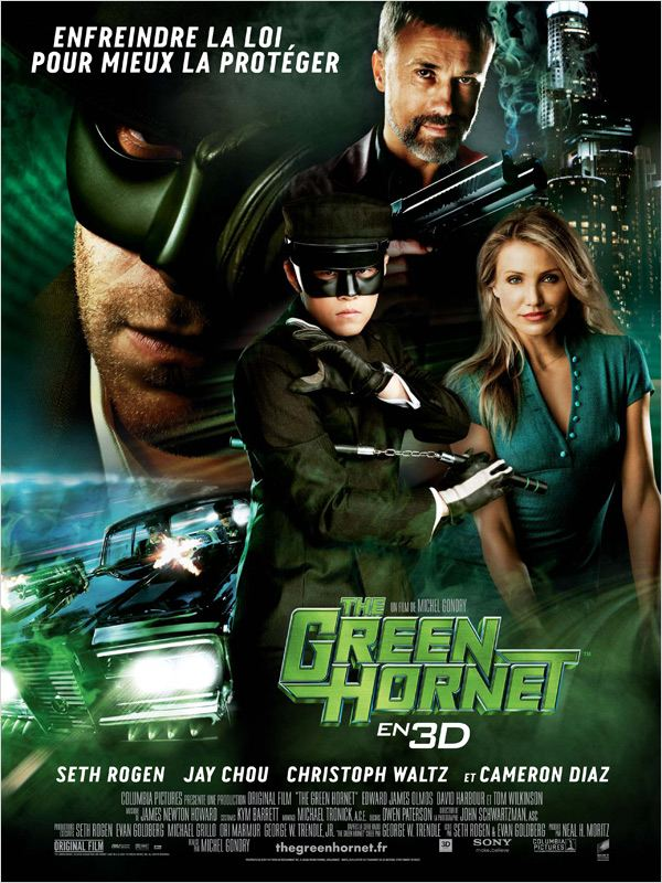 [DF] The Green Hornet [TrueFrench][DVDRiP]