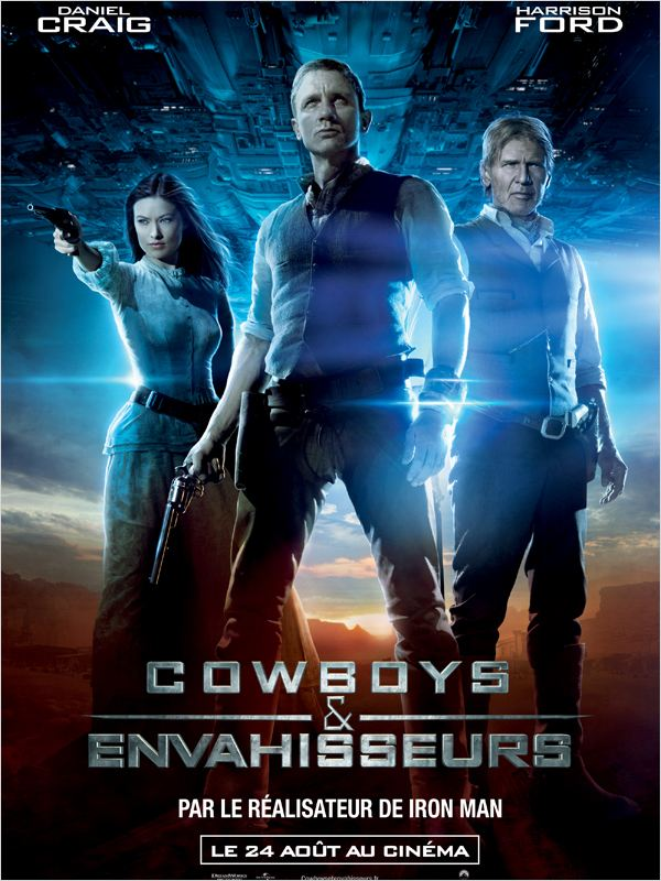 [FS] Cowboys & Envahisseurs [DVDRIP] [TRUEFRENCH]