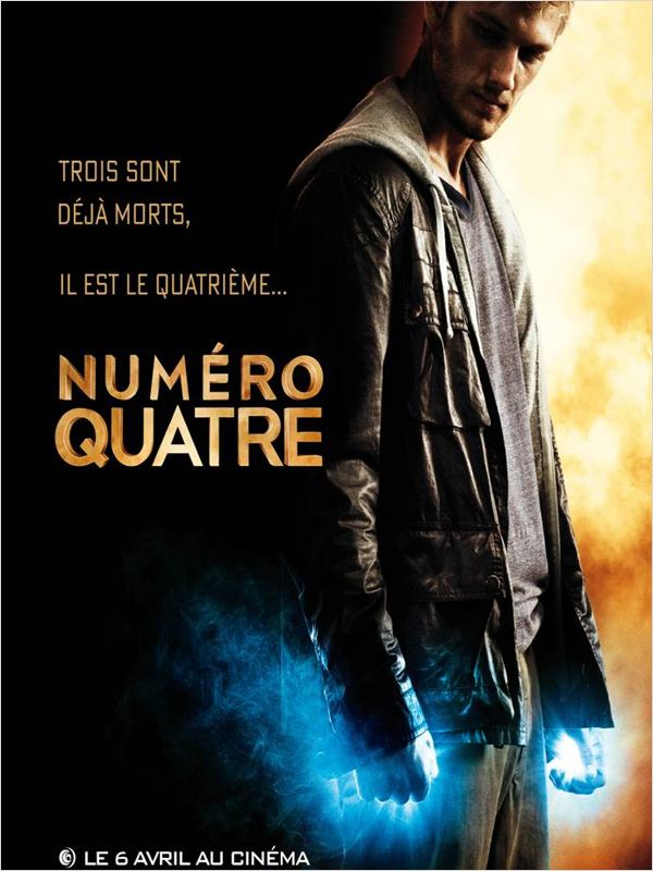 Numro quatre (2011)[TRUEFRENCH][720p] 