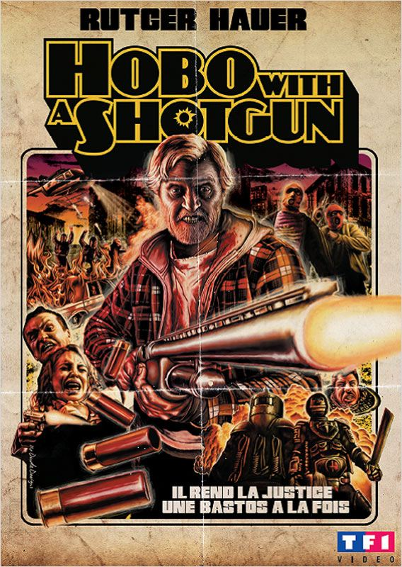 [MULTI] Hobo with a Shotgun [DVDRiP]