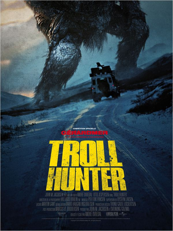 The Troll Hunter ddl
